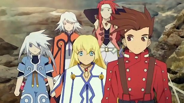 Tales of Symphonia HD - Launch-Trailer zur PC-Version