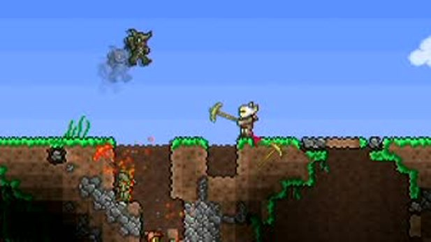 Terraria - Test-Video