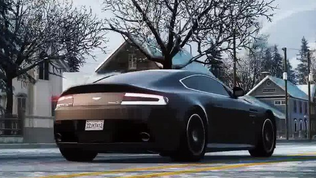 The Crew - Ingame-Trailer zum Extreme Live Update
