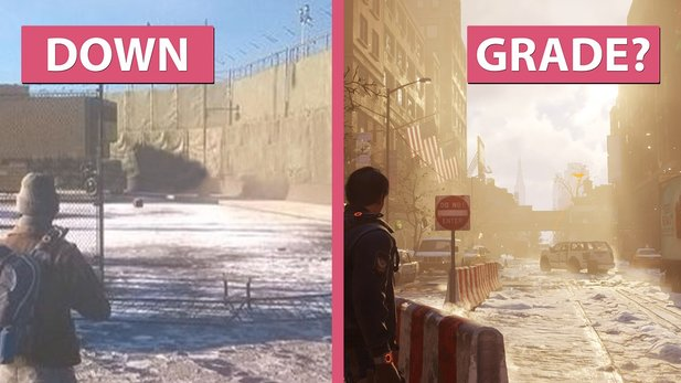 The Division - Downgrade-Check