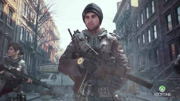 The Division - Stimmungsvoller Cinematic TV-Spot