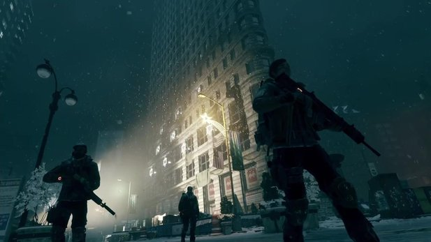 The Division - Launch-Trailer zum Endzeit-MMO