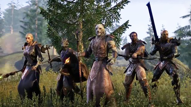 The Elder Scrolls Online - Trailer zum Update 6 mit allen Features