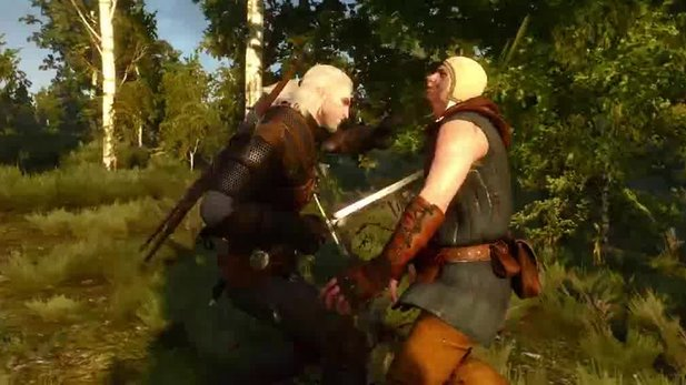 The Witcher 3: Wild Hunt - Fünf Minuten neue Gameplay-Szenen
