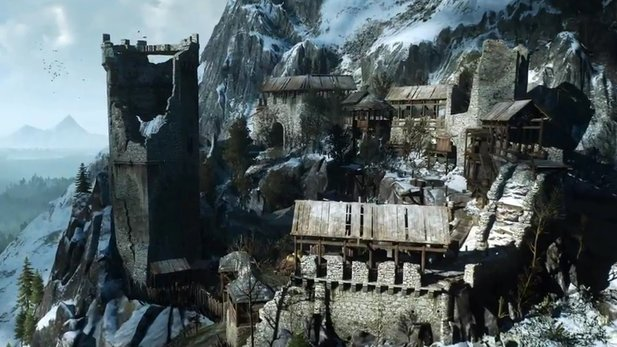 The Witcher 3: Wild Hunt - Trailer-Rundflug durch die Spielwelt