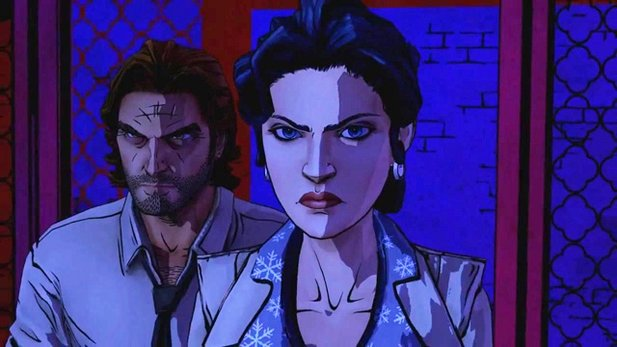 The Wolf Among Us - Episode 3 - Debut-Trailer zum dritten Teil des Adventures (Spoiler-Warnung!)