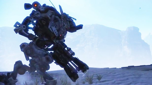 Titanfall - Gameplay-Trailer zeigt »IMC Rising«-DLC