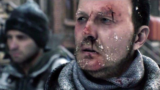 E3-Cinematic-Trailer von The Division
