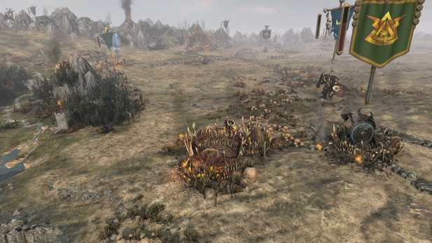 Total War: Warhammer - Gamewatch-Analyse zur Kampagnenkarte