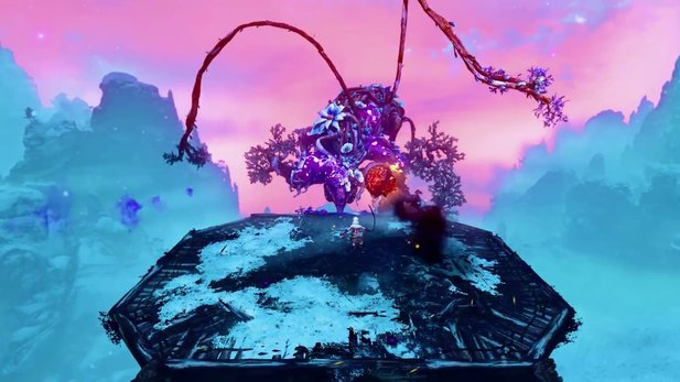 Trine 3: The Artifacts of Power - Gameplay-Trailer zeigt neues Level