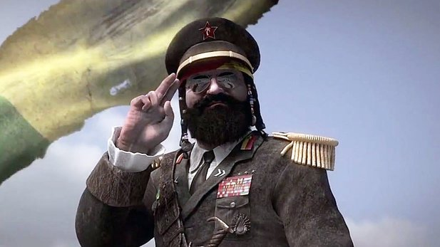 Cinematic-Trailer von Tropico 5
