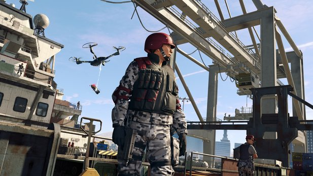 Der Multiplayer von Watch Dogs 2 hat Potenzial.
