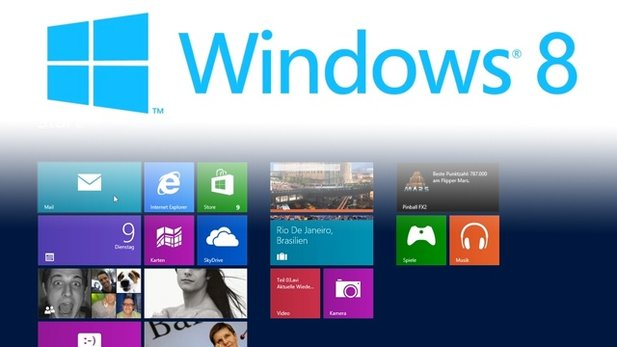 Windows 8 Test-Video