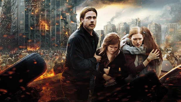 World War Z - Deutscher Trailer #2: Die Zombies kommen!