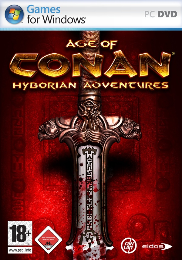 Cover zu Age of Conan: Hyborian Adventures