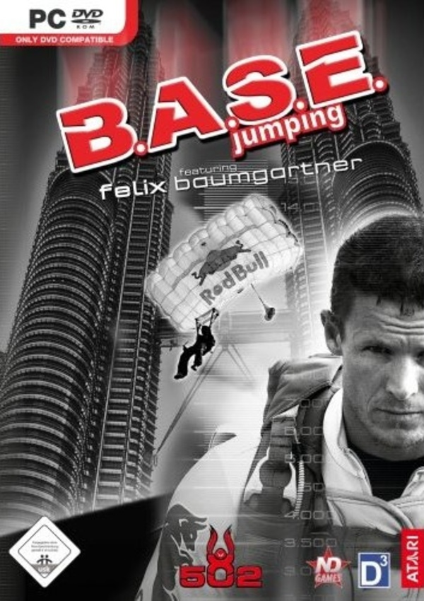 Cover zu Base Jumping