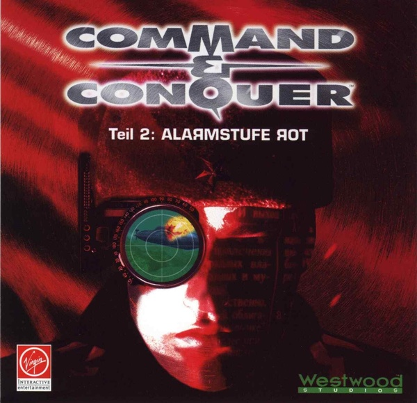 Cover zu Command & Conquer: Alarmstufe Rot