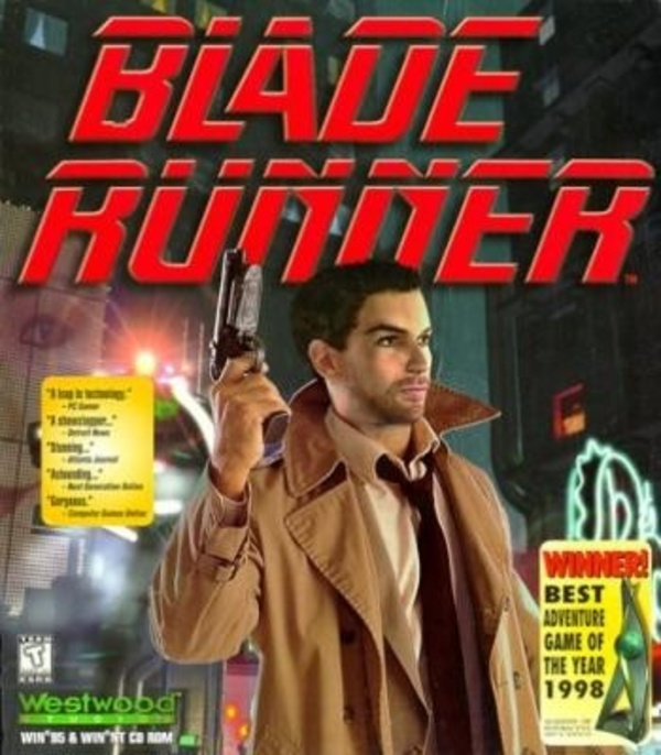 Cover zu Blade Runner