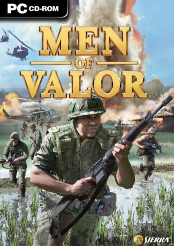 Cover zu Men of Valor