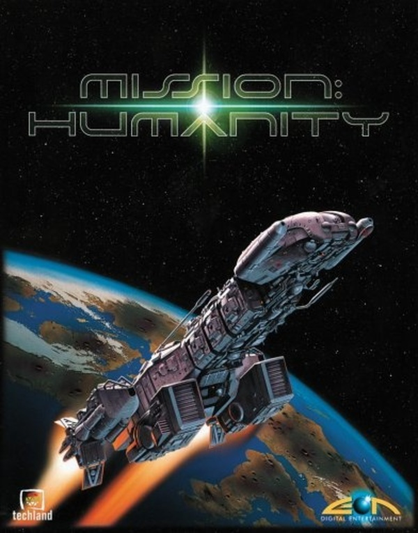 Cover zu Mission: Humanity