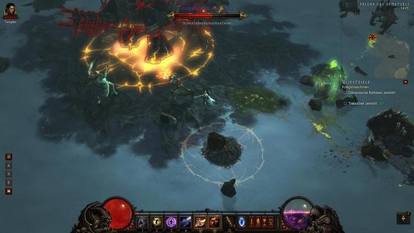 Diablo 3 - Komplettlösung : Die Dämonische Balliste.