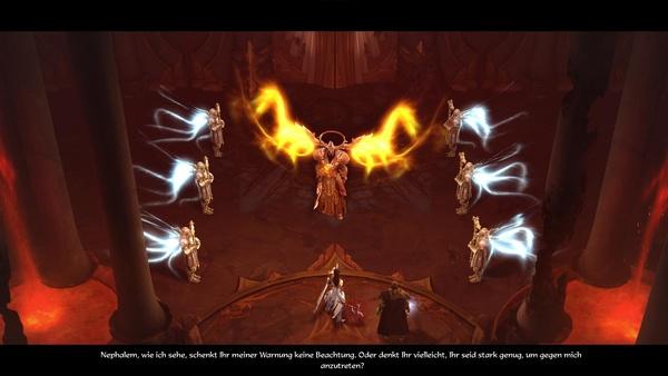 Diablo 3 - Komplettlösung : Ärger bei der Himmelszinne.