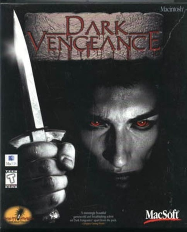 Cover zu Dark Vengeance