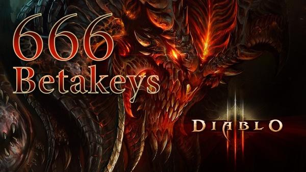 Diablo 3 - Betaverlosung
