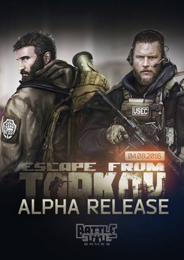 Cover zu Escape from Tarkov