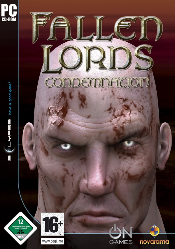 Cover zu Fallen Lords: Condemnation