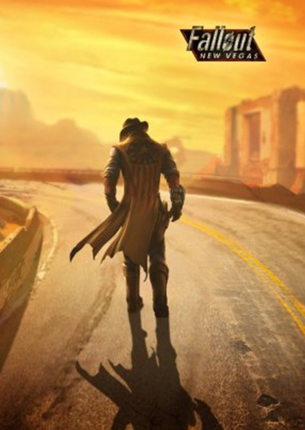 Cover zu Fallout: New Vegas - Lonesome Road