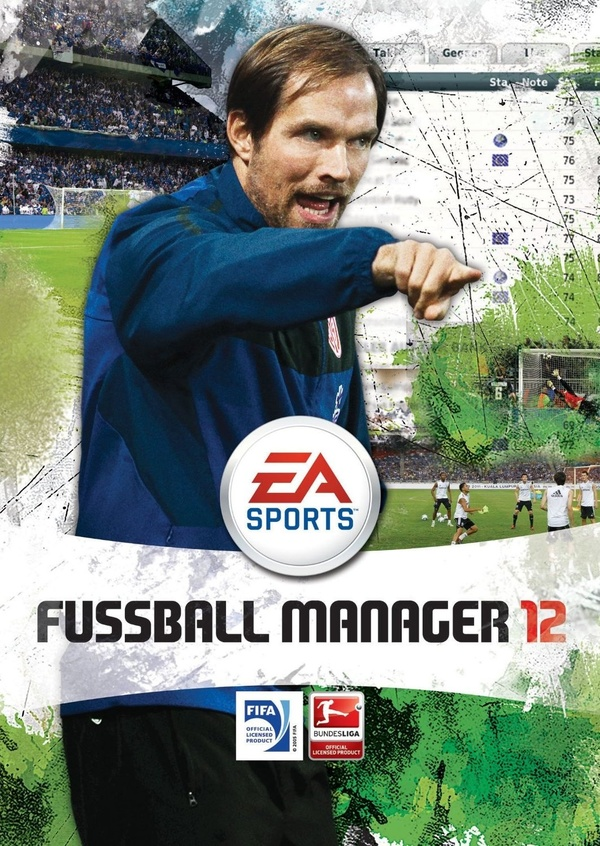 Cover zu Fussball Manager 12