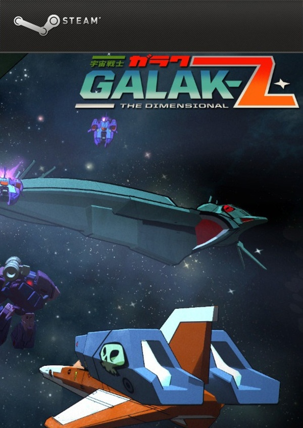 Cover zu Galak-Z: The Dimensional