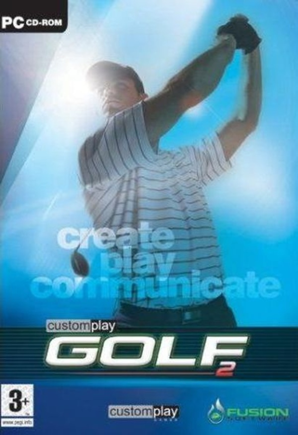 Cover zu CustomPlay Golf