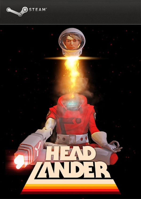 Cover zu Headlander