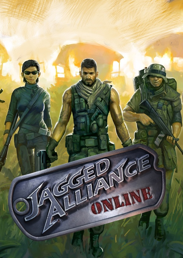 Cover zu Jagged Alliance Online