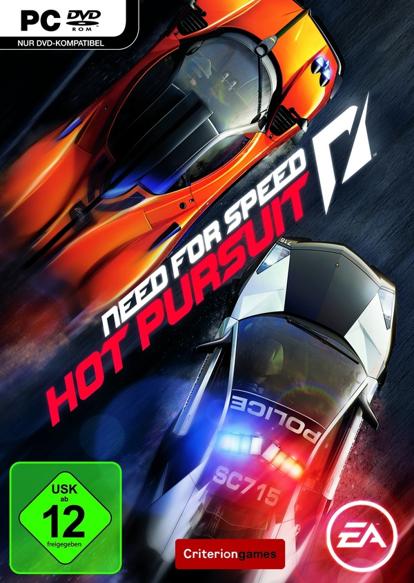 Cover zu Need for Speed: Hot Pursuit