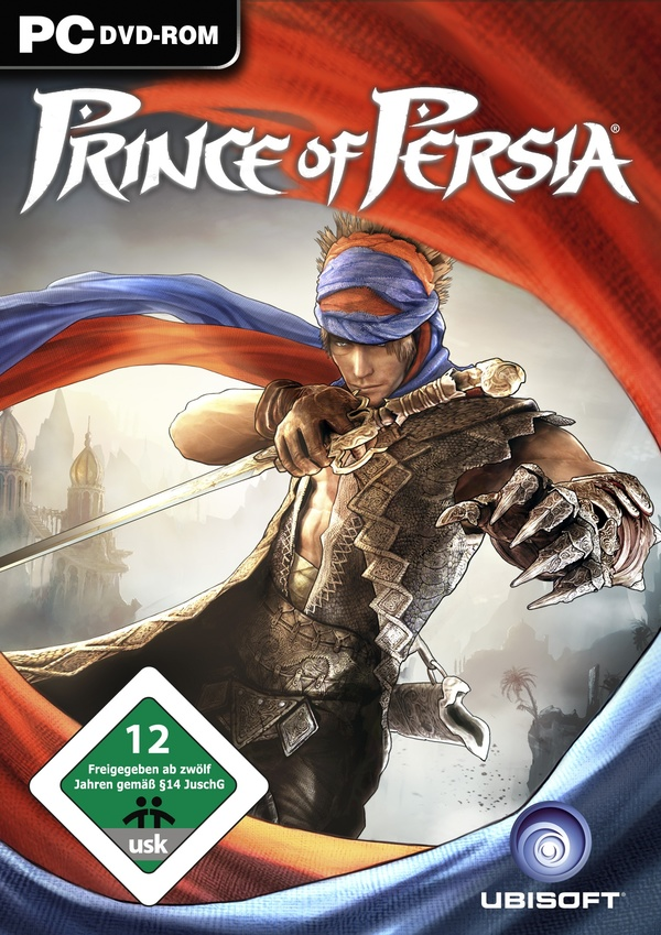 Cover zu Prince of Persia