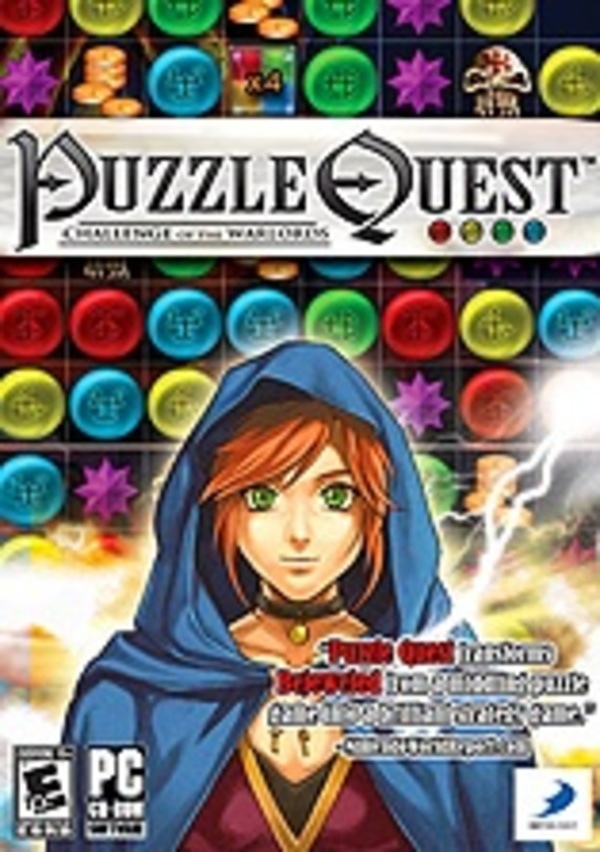 Cover zu Puzzle Quest: Challenge of the Warlords