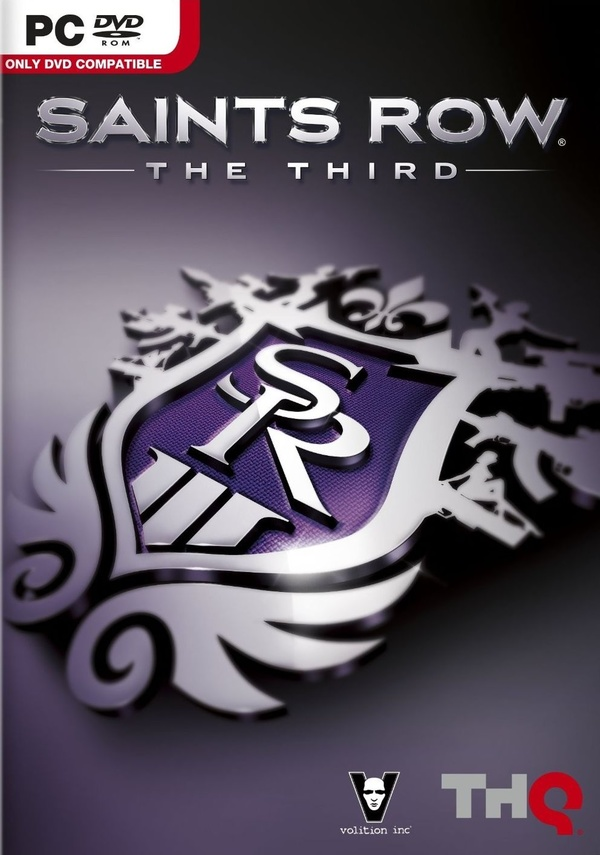 Cover zu Saints Row: The Third