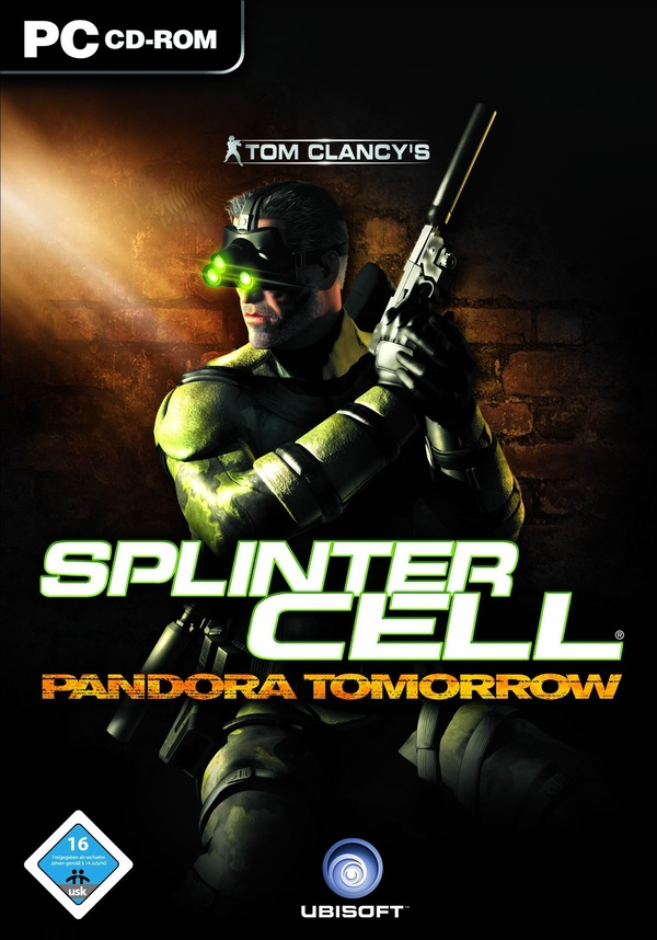 Cover zu Splinter Cell: Pandora Tomorrow