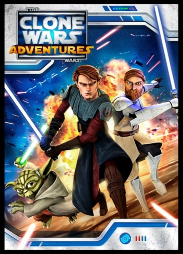 Cover zu Star Wars: Clone Wars Adventures