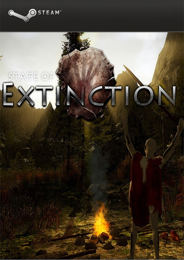 Cover zu State of Extinction