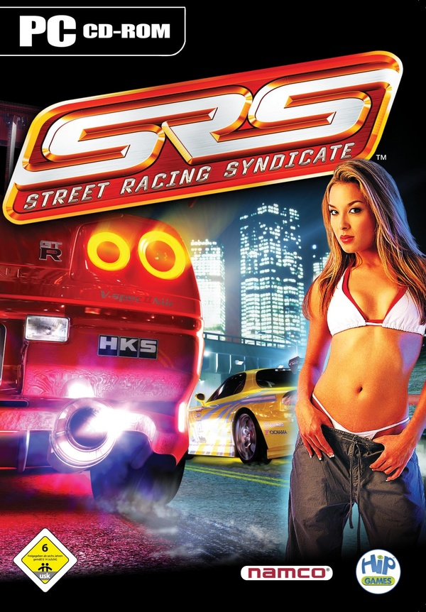 Cover zu SRS: Street Racing Syndicate