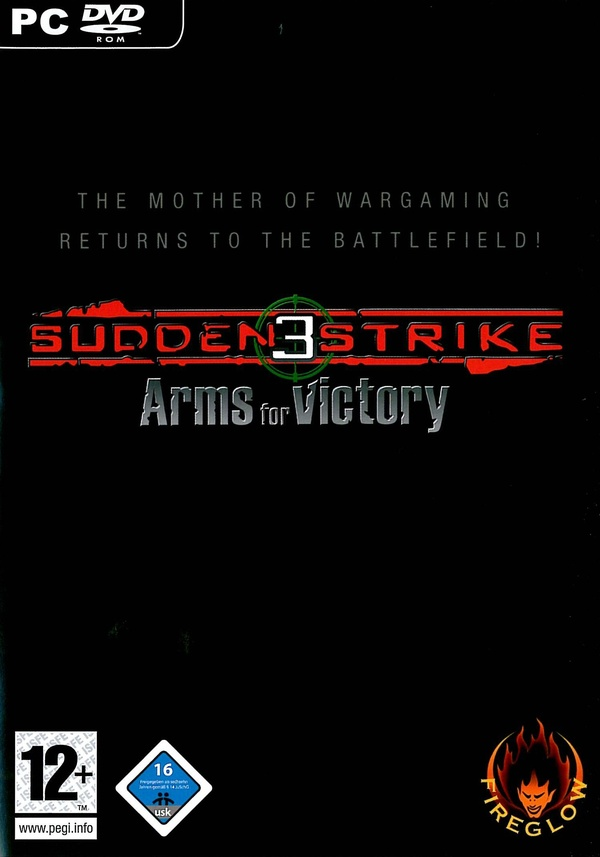 Cover zu Sudden Strike 3: Arms for Victory