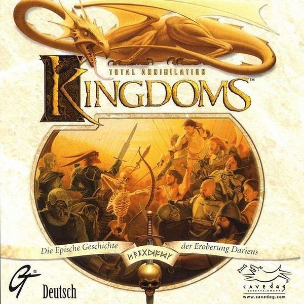 Cover zu Total Annihilation: Kingdoms