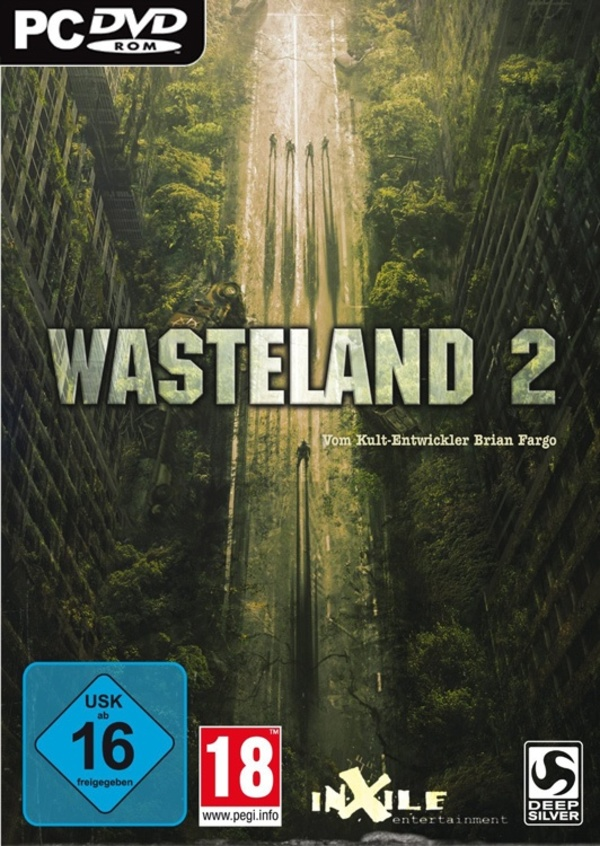 Cover zu Wasteland 2