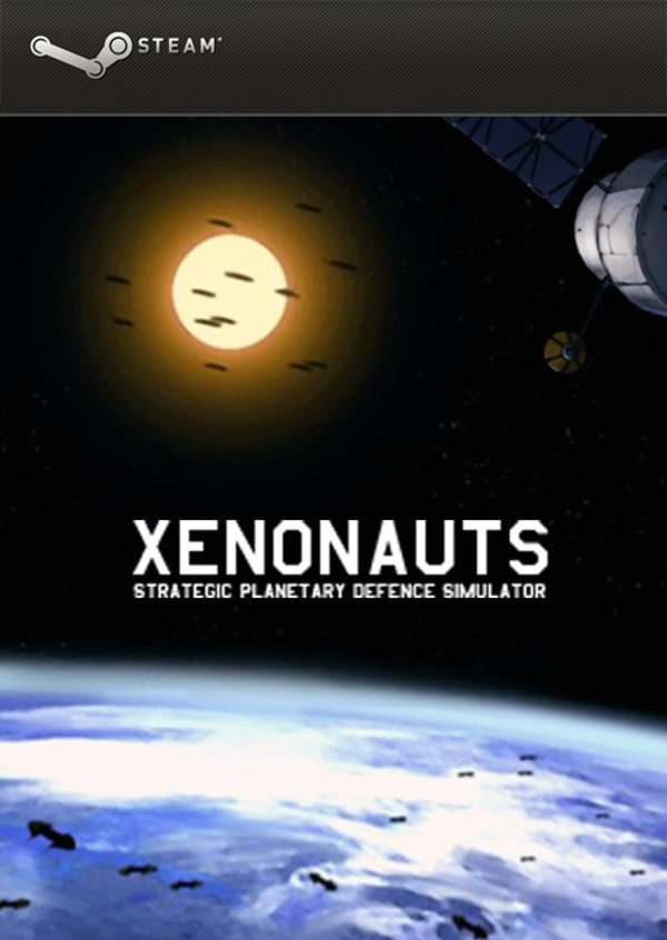 Cover zu Xenonauts: Strategic Planetary Defence Simulator