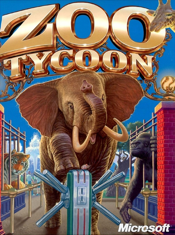 Cover zu Zoo Tycoon