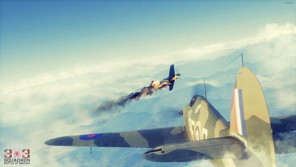 Bild der Galerie 303 Squadron: Battle of Britain - Erste Bilder zur WW2-Flugsimulation